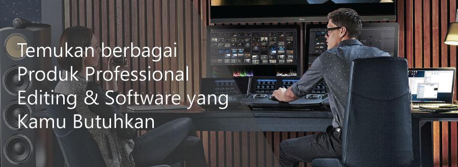 Editing & Software