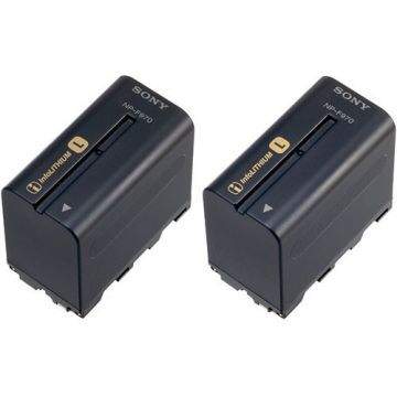 Sony NP-F970 L-series Info-Lithium Battery