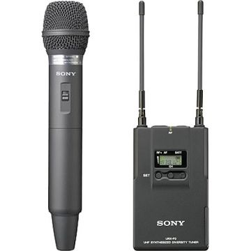 Sony UWP-V2 Wireless Handheld Microphone Package