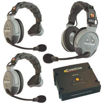 Eartec COMSTAR XT-3 3-User Full Duplex