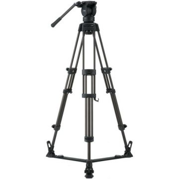 Libec LX7 Tripod With Pan and Tilt Fluid Head