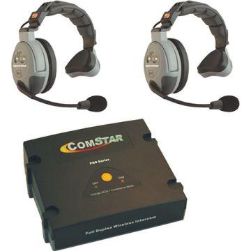 Eartec COMSTAR XT-2 2-User Full Duplex
