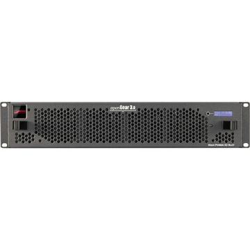 Ross openGear® 3.0 Frame with Cooling, Advanced GigE Network Control and SNMP