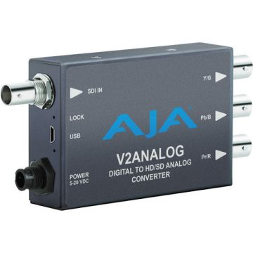 AJA HD/SD-SDI to Analog Mini-Converter-Main