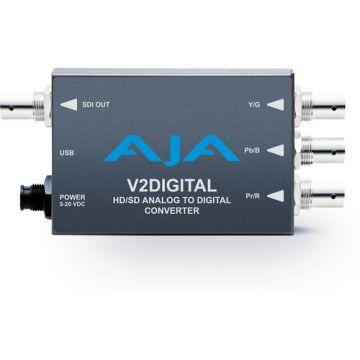 AJA Analog to HD/SD-SDI Mini-Converter-Main