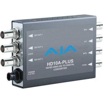 AJA HD10A-Plus Analog to HD/SD-SDI Mini-Converter-Main