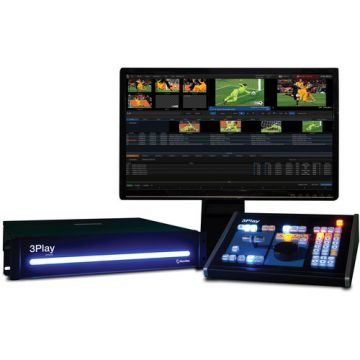 NewTek 3Play 440 (Includes Control Surface)