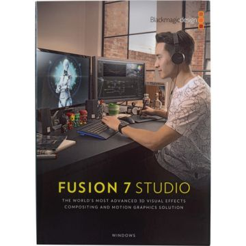 Blackmagic Design Fusion 7 Studio