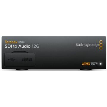 Teranex Mini SDI to Audio 12G Converter