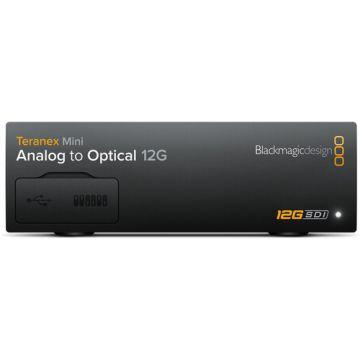 Teranex Mini Analog to Optical 12G Converter