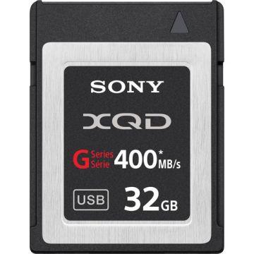 Sony 32GB Series XQD Format Version 2 Memory Card