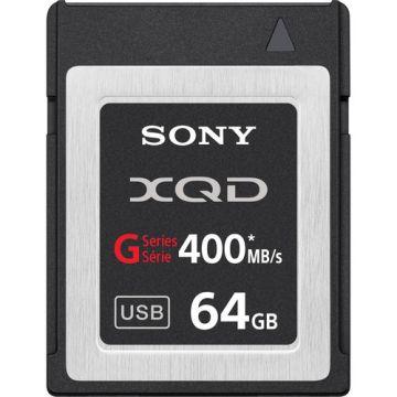 Sony 64GB Series XQD Format Version 2 Memory Card