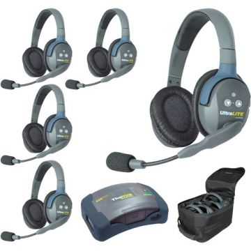 Eartec HUB5D Mini Duplex Base 5-Person System