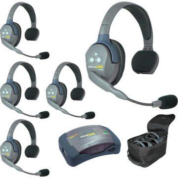 Eartec HUB5S Mini Duplex Base 5-Person System