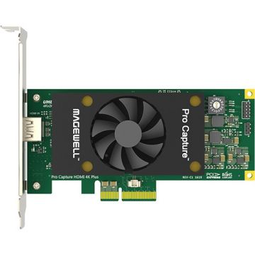 Magewell Pro Capture HDMI 4K Plus Capture Card