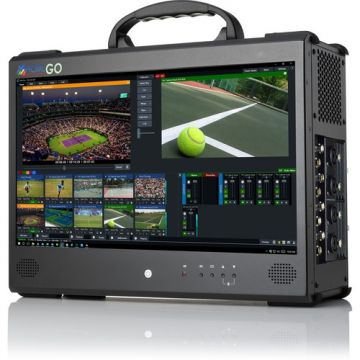ACME VIDEO SOLUTIONS GO Plus Portable Live Production Solution