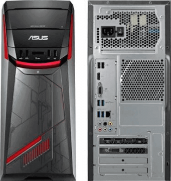 ASUS G11CD-K-ID011T The Gaming Computer