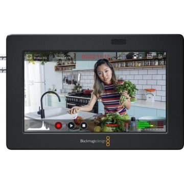 "Blackmagic Design Video Assist 3G-SDI/HDMI 5"" Recorder/Monitor"