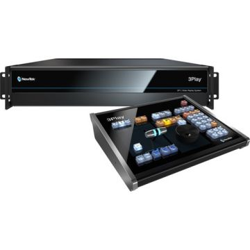 NewTek 3Play 1 (includes 3Play 3P1 CS)