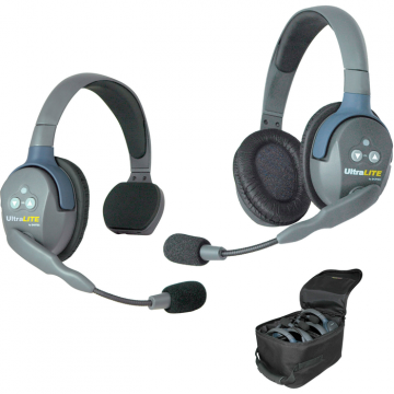 Eartec UL2SD UltraLITE 2-Person Headset System