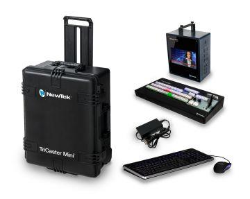 NewTek TriCaster Mini HD-4i Bundle