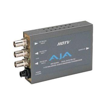 AJA HD10AMA Analog Audio Embed/Disembed-Main