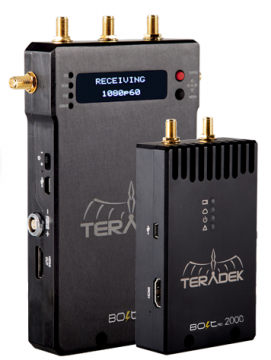Teradek Bolt 2000 HDMI Video Transceiver Set