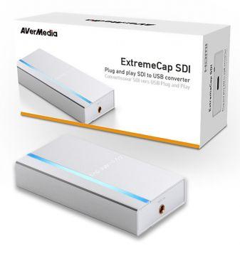 AVerMedia ExtremeCap SDI Capture Source SDI to USB 3.0 Type-C Webcam