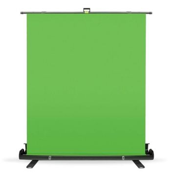 Collapsible and Retractable Green Screen Chromakey