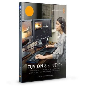 Blackmagic Design Fusion 8 Studio