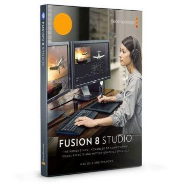 Blackmagic Design Fusion 8 Studio