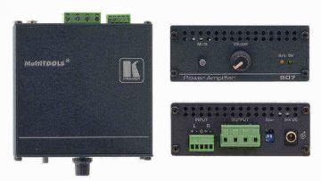 Kramer Stereo Power Amplifier