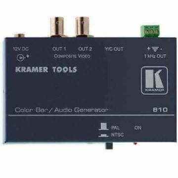 Kramer Composite Video & s–Video Color Bar/Audio