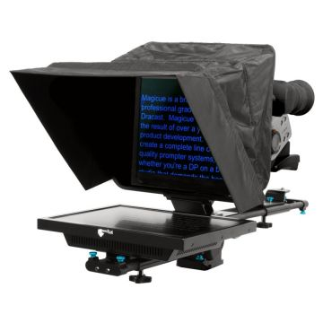 MagiCue Studio 19″ Prompter with Software - Teleprompter