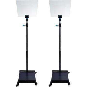 Magicue Stage Master Presidential Prompter Kit (Pair 17″)