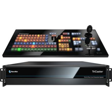 TriCaster TC410 Plus BASE Bundle (includes TriCaster 410  Plus and TC1SP)