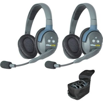 Eartec UL2D UltraLITE 2-Person Headset System