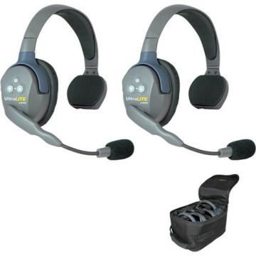 Eartec UL2S UltraLITE 2-Person Headset System